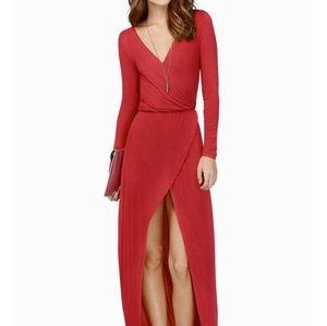 Tobi Mimi Wrap Dress